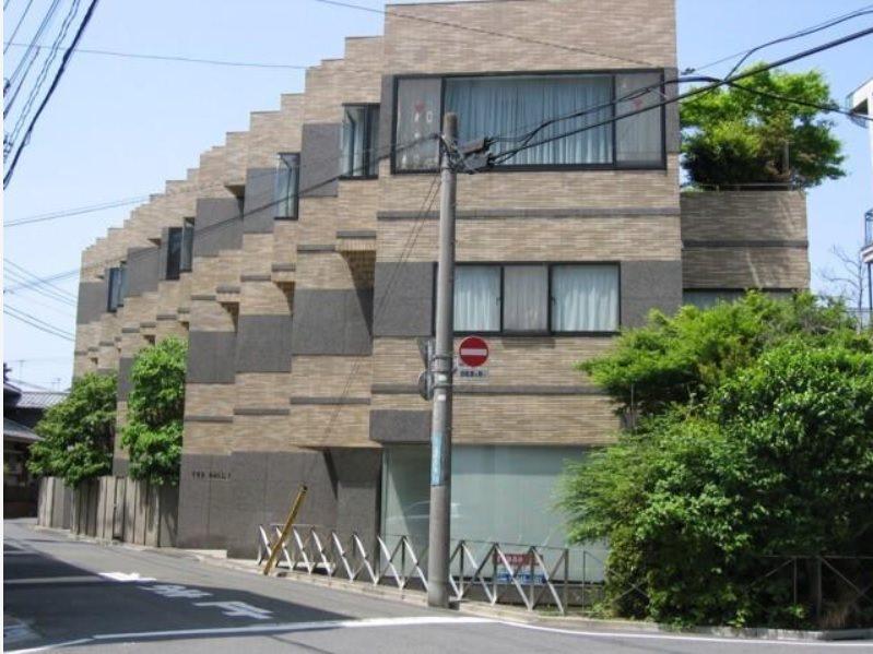 中野区江原町3丁目楽器可(グランドピアノ・弦管楽器・声楽)マンション 102号室 外観