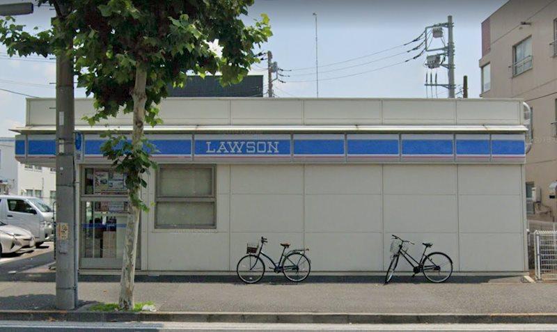 ローソン横浜新山下三丁目店(650m)