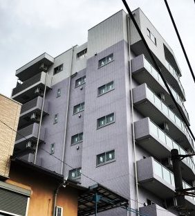 川崎市多摩区登戸新町楽器可(ピアノ・弦管楽器・声楽・DTM)マンション 603号室 外観