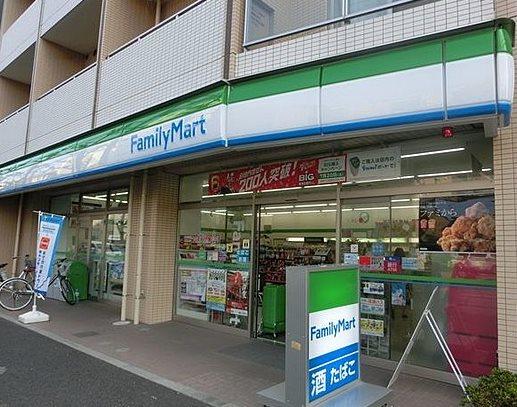 ファミリーマート駒込三丁目店60m