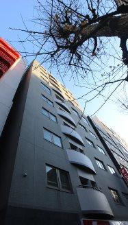 台東区東上野4丁目楽器可(防音・ピアノ・弦・管楽器・声楽)マンション 703号室 外観