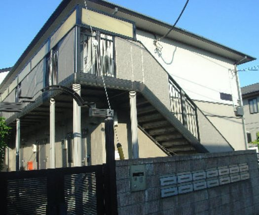 所沢市久米楽器可(防音・グランドピアノ・弦・管楽器・声楽)マンション 107号室 外観