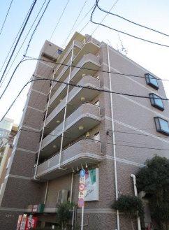 大田区北千束2丁目楽器可(ピアノ・弦楽器)マンション 303号室 外観