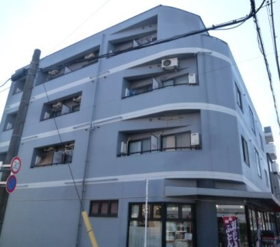 東大和市南街5丁目楽器可(ピアノ・弦管楽器・DTM)マンション 405号室 外観