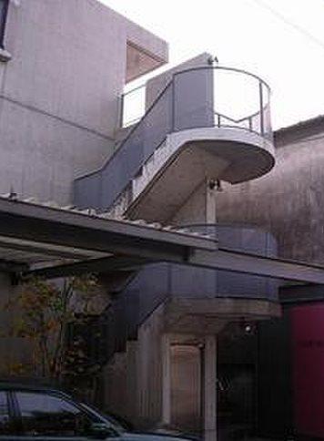 練馬区羽沢1丁目楽器可(ピアノ・弦・木管楽器)マンション 205号室 外観