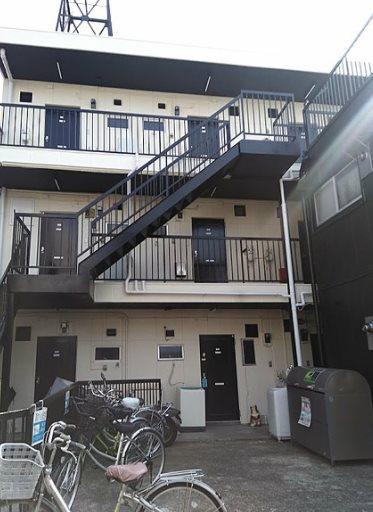 練馬区羽沢1丁目楽器可(ピアノ・弦・木管楽器)マンション 203号室 外観