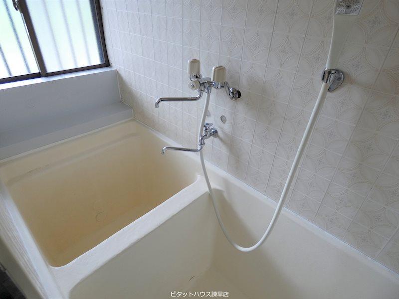 清香アパート 風呂画像