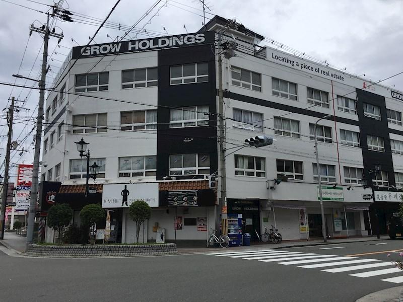 グロー東加賀屋 301号室 外観