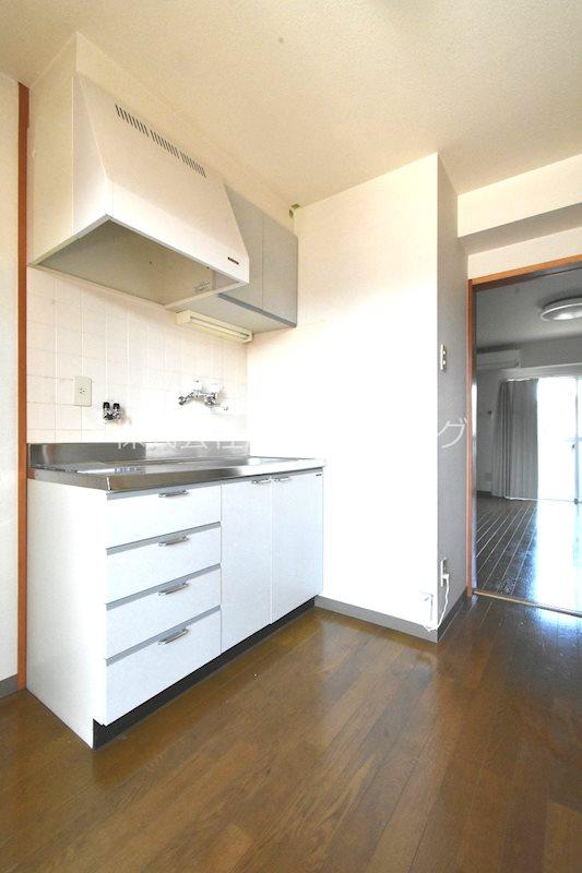 パールメゾンⅡ キッチン