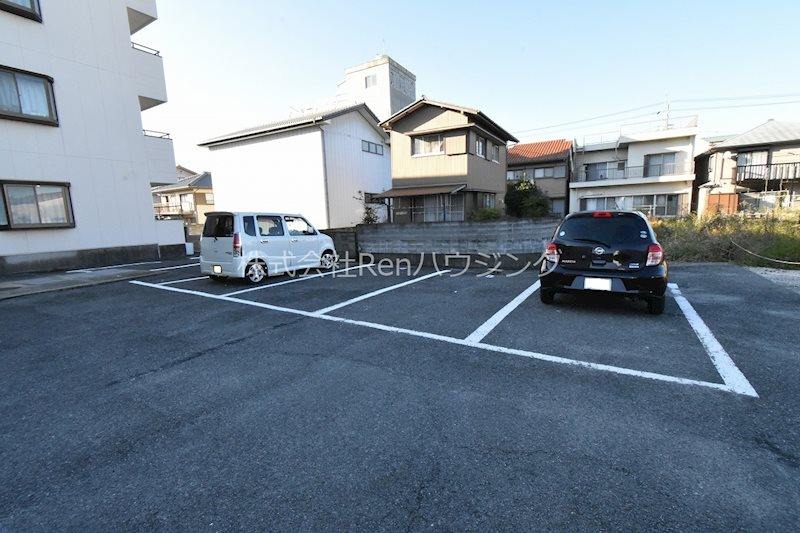 ROCK VALLEY 庄町 駐車場