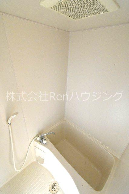 リファインハイツ 風呂画像