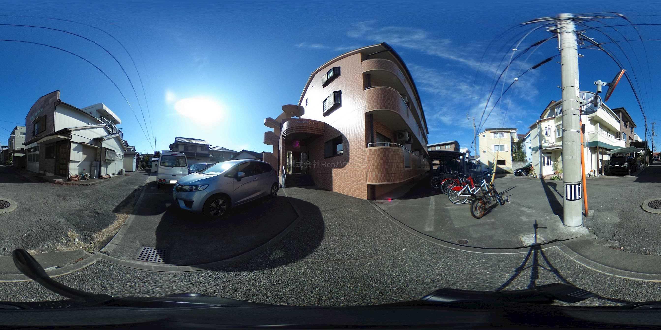 建物パノラマ画像1