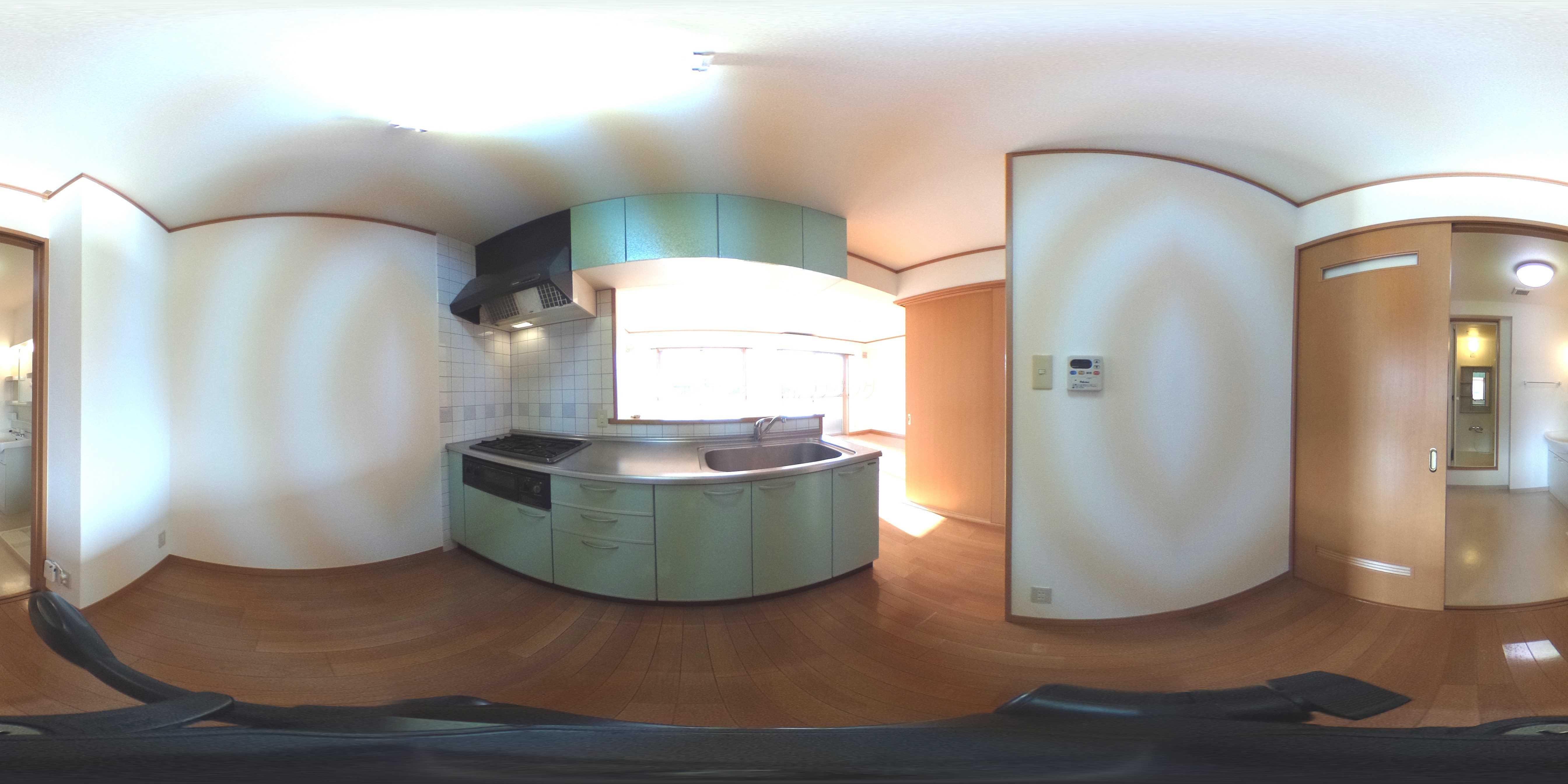 アップルコート キッチン