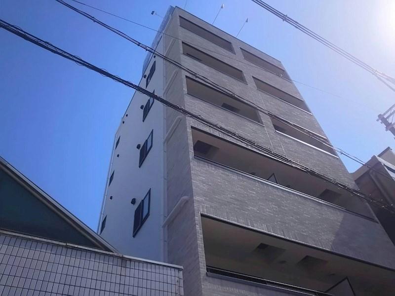 Happiness高城 602号室 外観