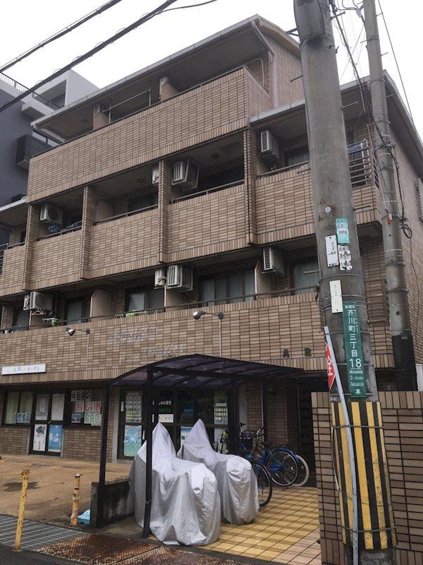 芥川ロイヤルマンションB棟 303号室 外観