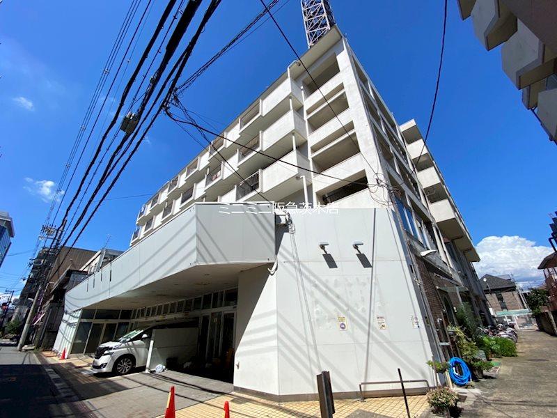 山崎第7マンション 外観