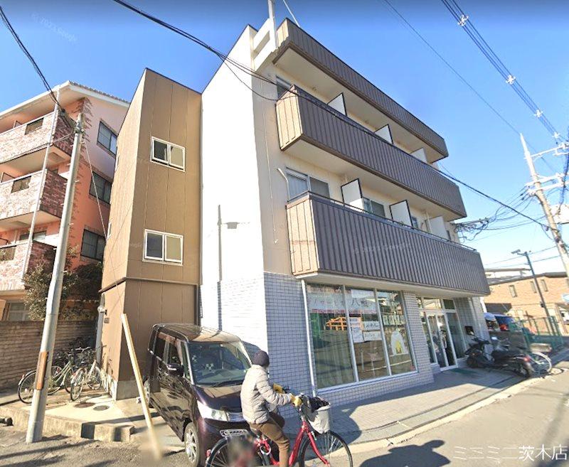 山崎第8マンション 外観