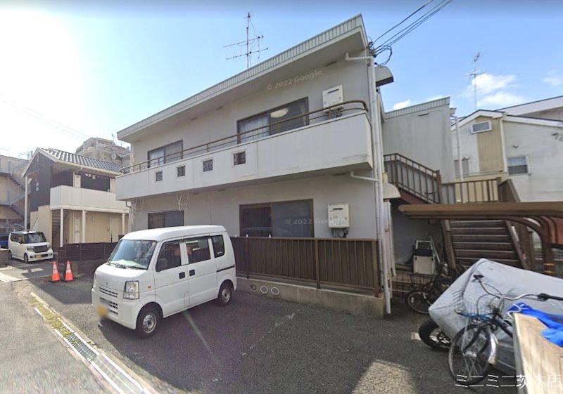 中川マンション 101号室 外観