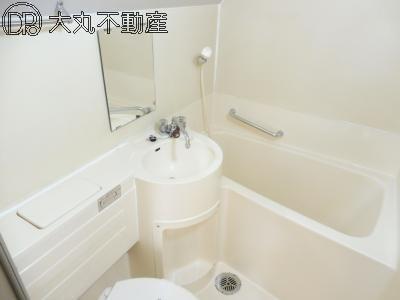 弥生コーポ 風呂画像