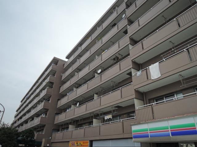 ニックライブステイツ戸塚ガーデン|駐車場 外観