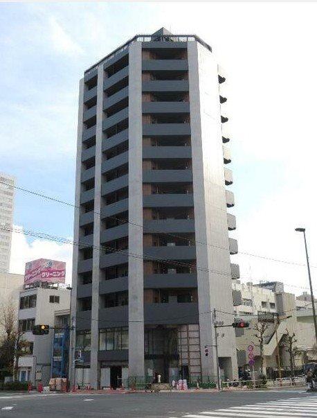 プライマルフロント錦糸町 303号室 外観