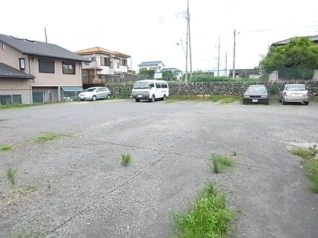 田貝原宿駐車場 外観