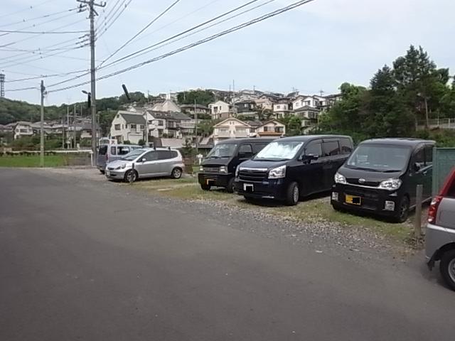 青木医院前第2駐車場 外観