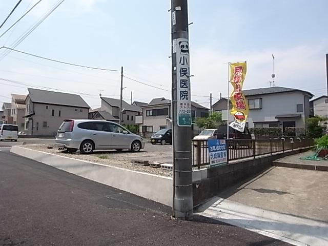 豊成第三駐車場(6~17) 外観