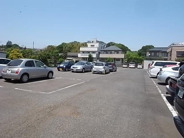 豊成第一駐車場 外観