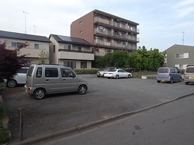 宮下駐車場 外観