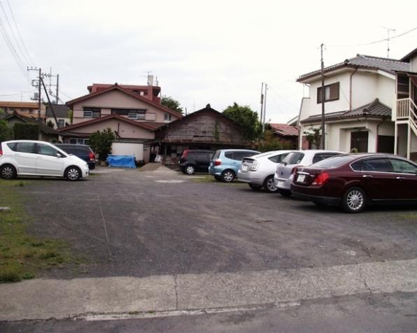 アオキ第二駐車場 外観