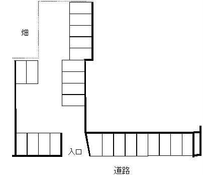 広田第一駐車場(1829-1) 間取り