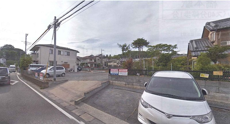 広田第一駐車場(1829-1) 外観