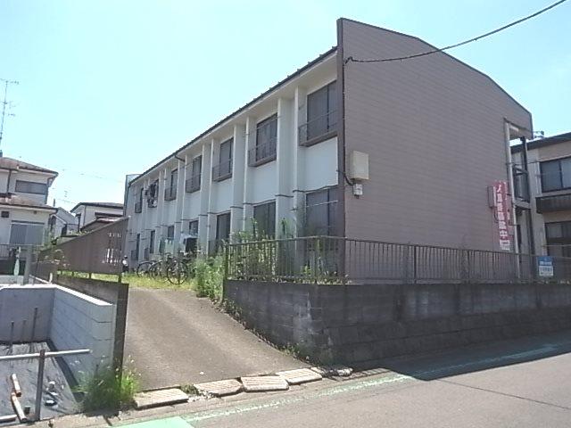 相川ハイツ 203号室 外観