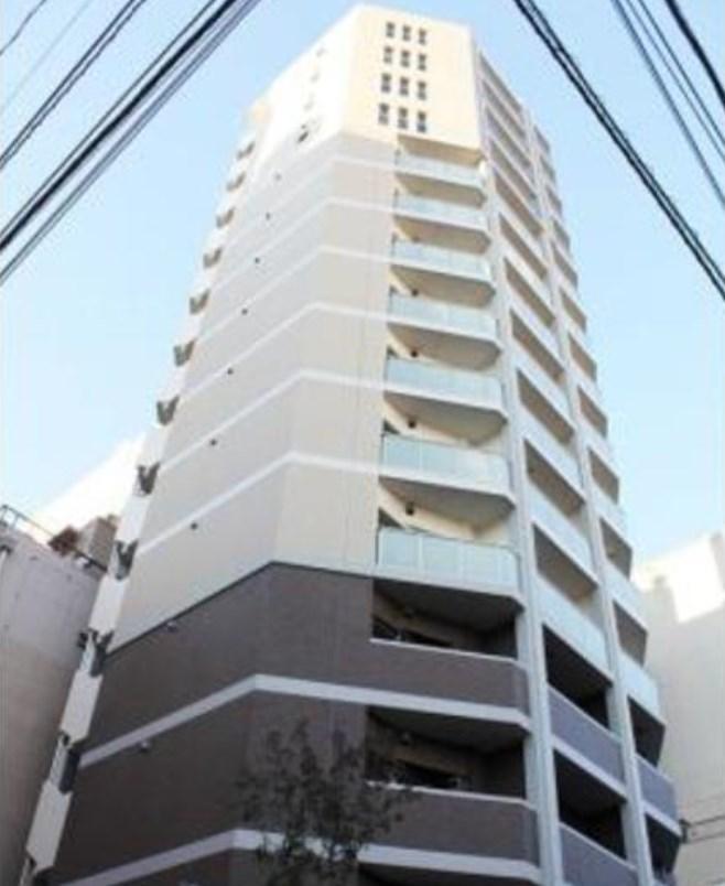 パークアクシス浅草橋Ⅱ 1502号室 外観