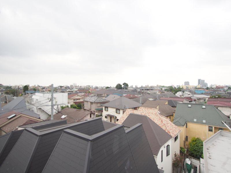 東京都杉並区本天沼1丁目 眺望