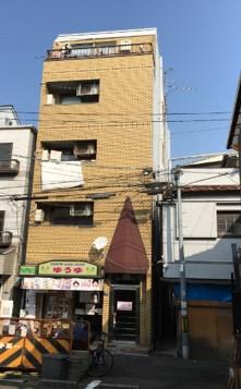 JPアパートメント東住吉Ⅱ 外観