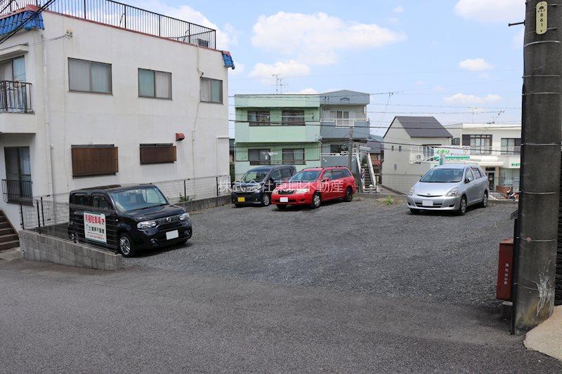 尾張旭市緑町駐車場 A124 外観
