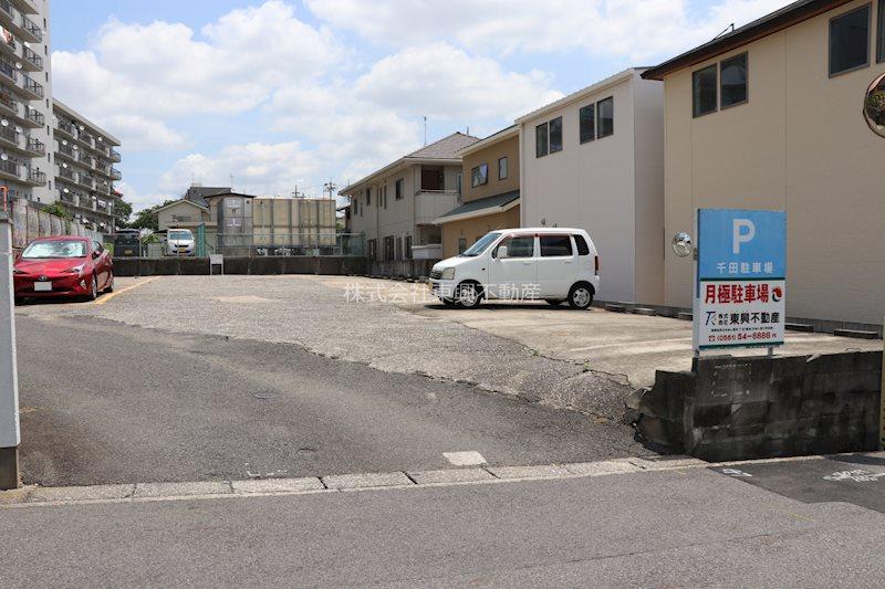 尾張旭市緑町駐車場A180 外観