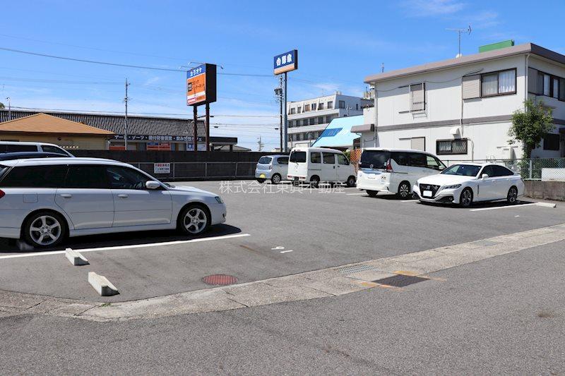 名古屋市守山区白山駐車場M109 外観写真