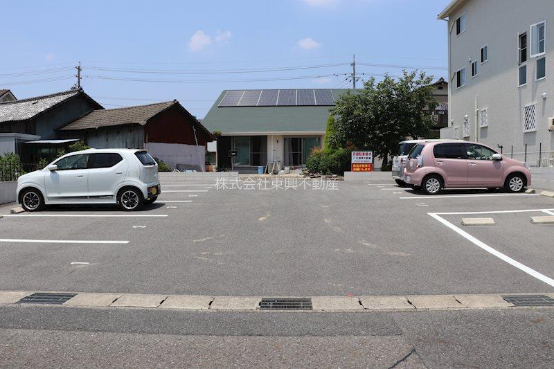 田中駐車場A185 外観