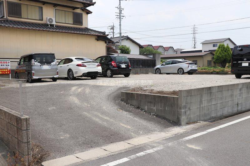 原駐車場A186 外観