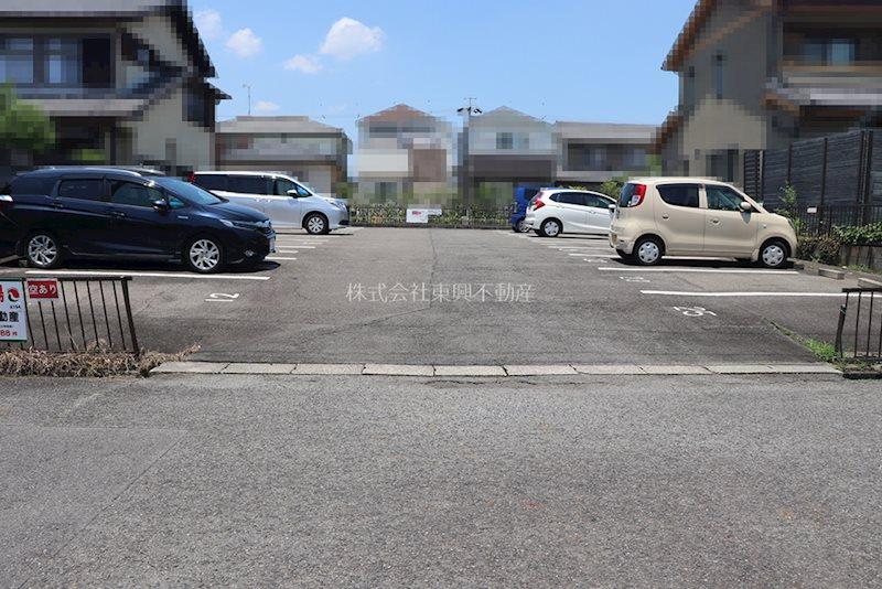 尾張旭市長坂町駐車場A194 外観