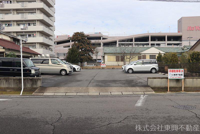 加藤駐車場A165 外観