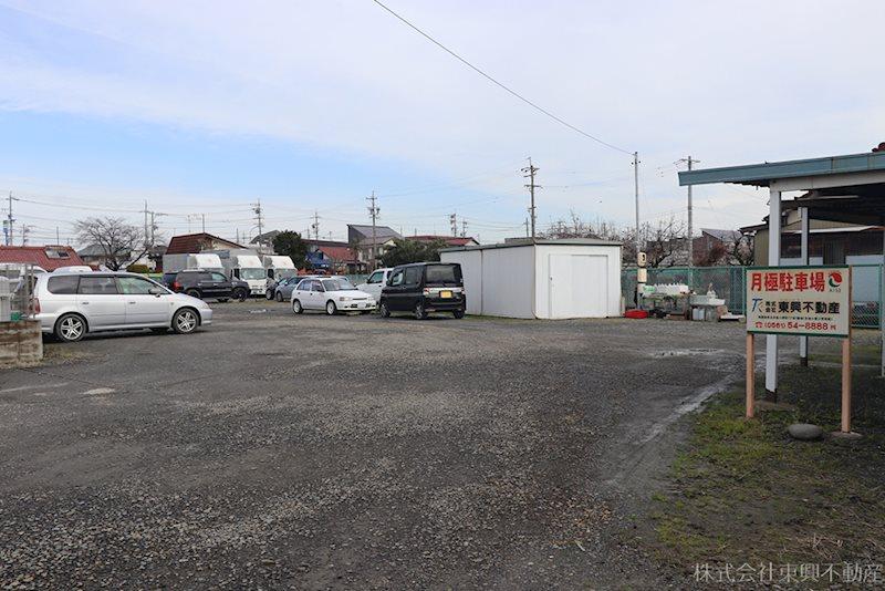 尾張旭市西大道町駐車場A153 外観