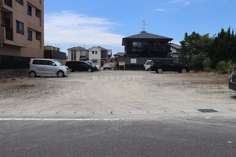 尾張旭市庄中町駐車場A163 外観