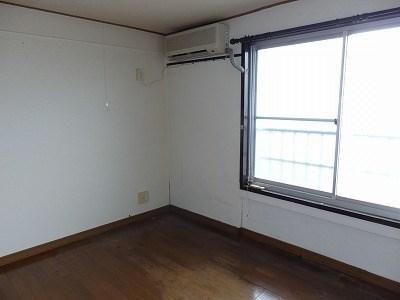 ゼロジーブロックマンション ベッドルーム