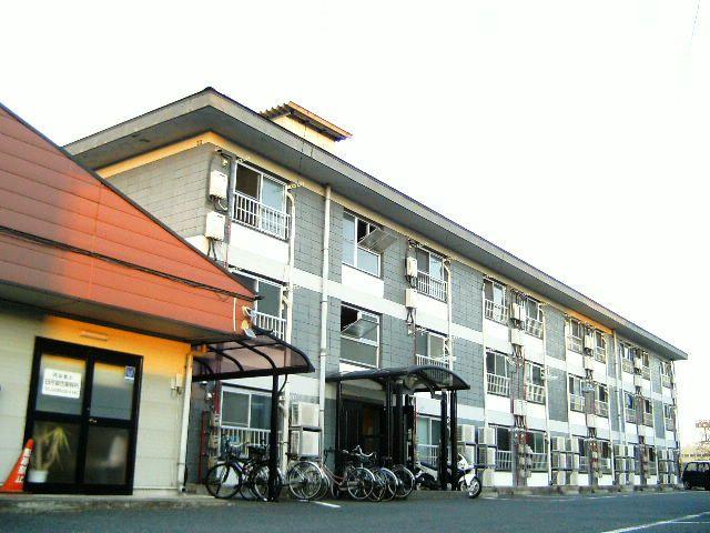 ゼロジーブロックマンション 210号室 外観