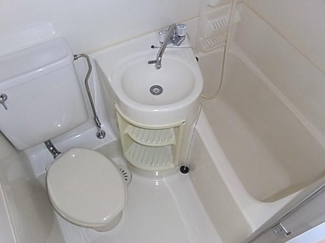 柳原第2パールマンション 風呂画像