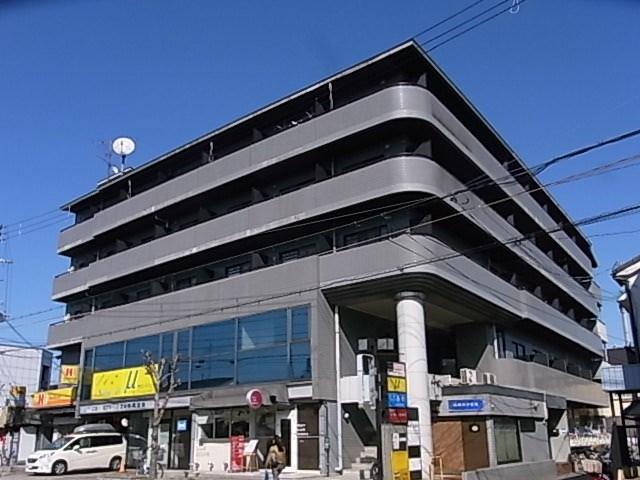 ハイツオーキタ竹橋  外観